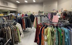 Catholic Charities has a thrift store in Salina that utilizes volunteers.