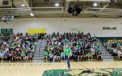 Link Crew welcome Class of 2025